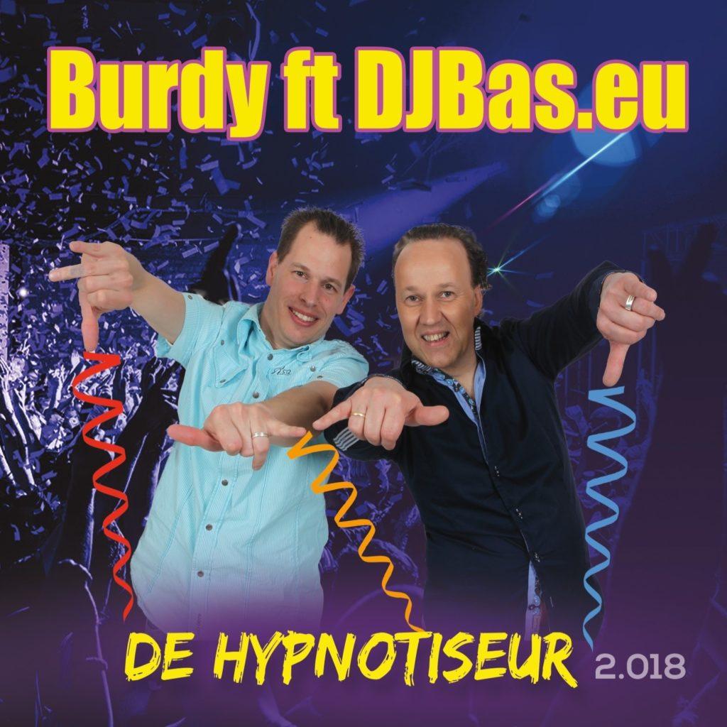 "Burdy & DJ Bas ""De Hypnotiseur"" 2.018"