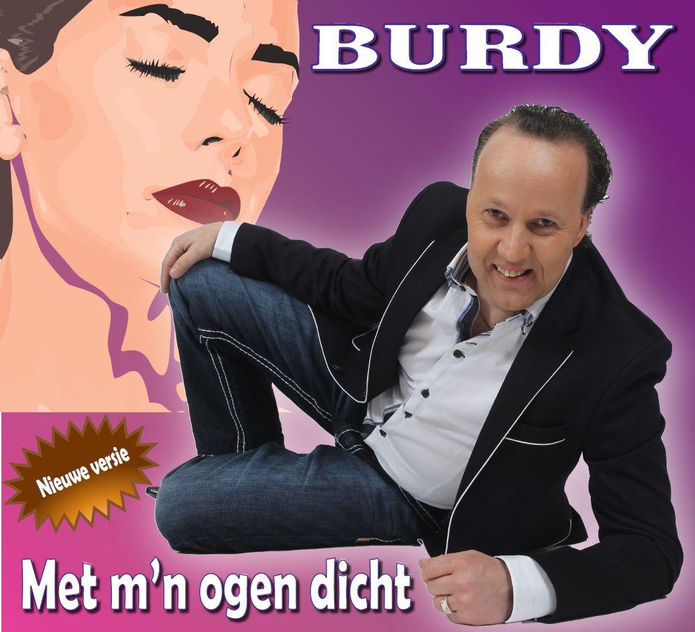 Burdy-Mit mien ogen dicht