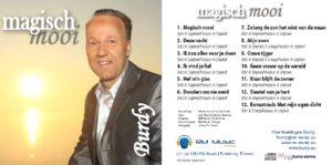 CD Burdy - Magisch mooi