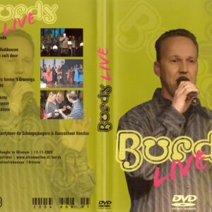 DVD Burdy live in Winsum