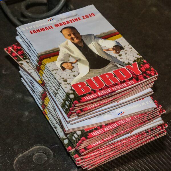 Fanmail magazine