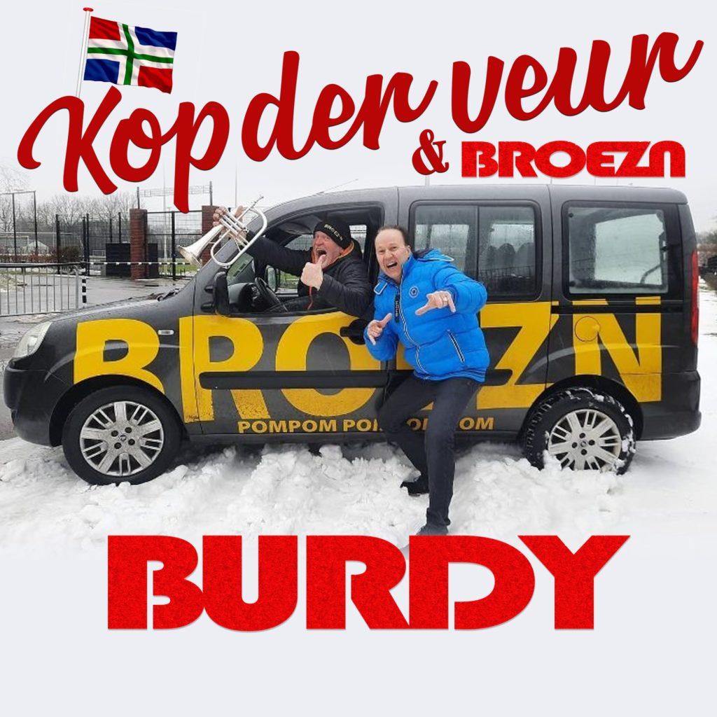 Burdy - Kop der veur