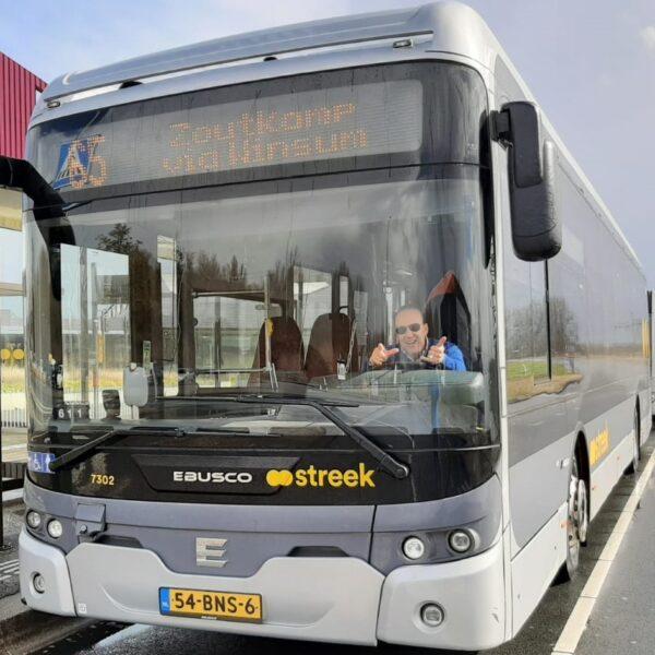 Buskaart
